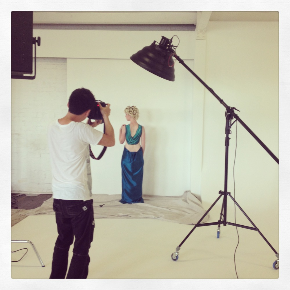 Photoshoot time with Nellypro!