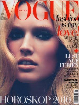 January 2010 German Vogue cover photo Camilla Akrans model Toni Garrn Women Management New York City.jpg
