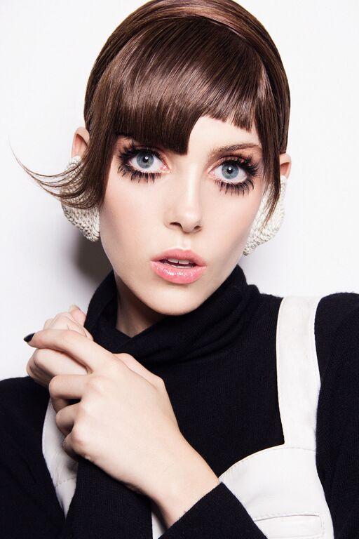 Beauty - Becca Gilmartin    Photography - Thom Kerr    Hair - Iggy Rosales    Styling - Sarah M Birchley    Model - Matilda Dods @ IMG Australia