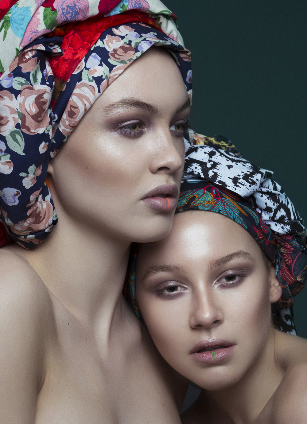 Another of my Beauty Editorial Highlights, Artist Ali Price.