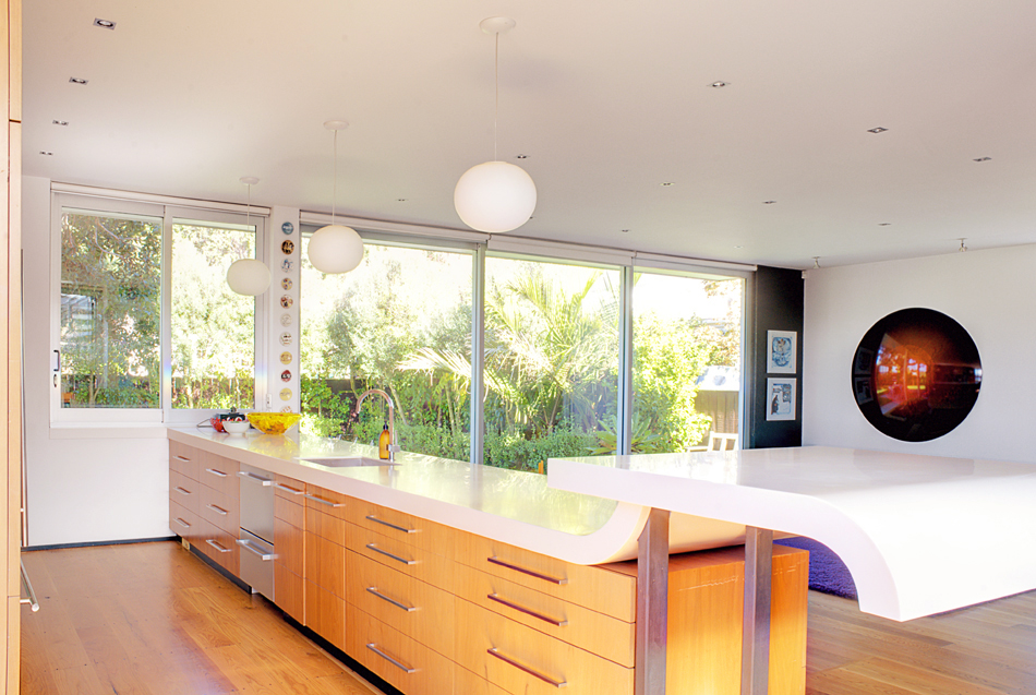 Seatoun kitchen renovation by Mandel Contracting
