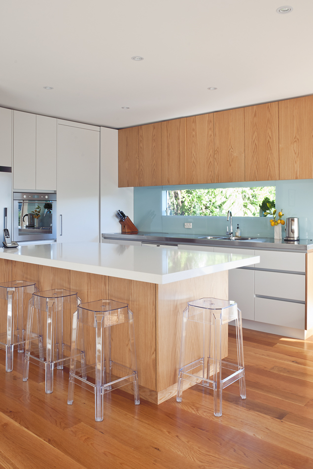Wadestown kitchen renovation by Mandel Contracting