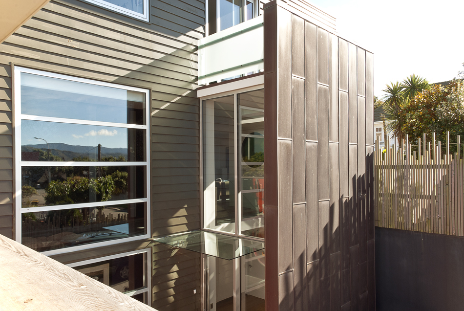 Seatoun renovation by Mandel Contracting