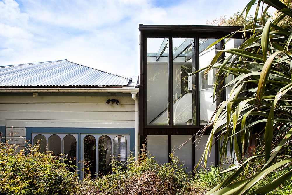 Wadestown renovation by Mandel Contracting