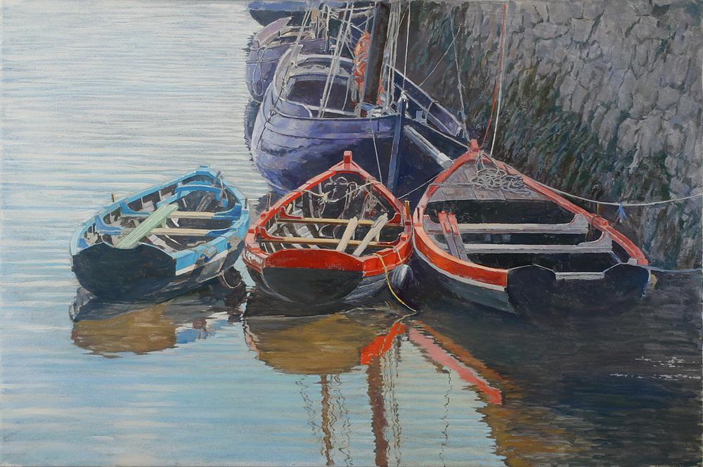 Connemara Workboats