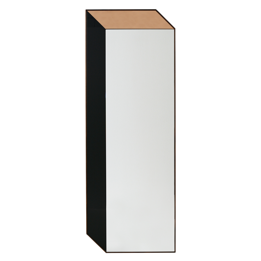 CUBOID FLOOR MIRROR   -2015-