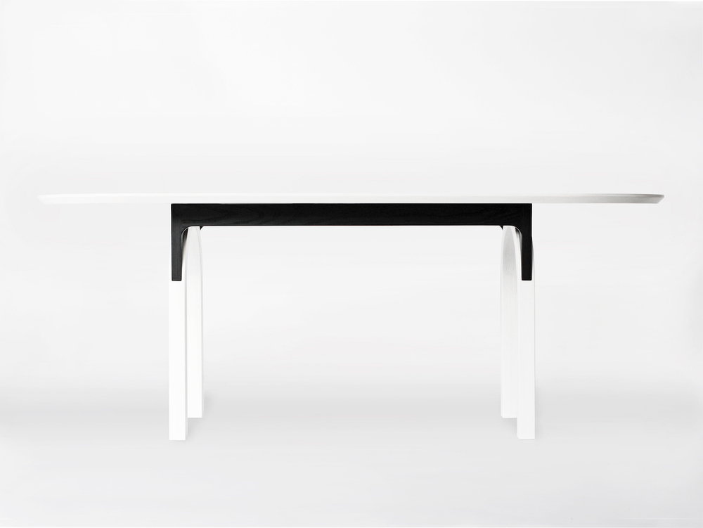Arch Dining Table - Front.jpg