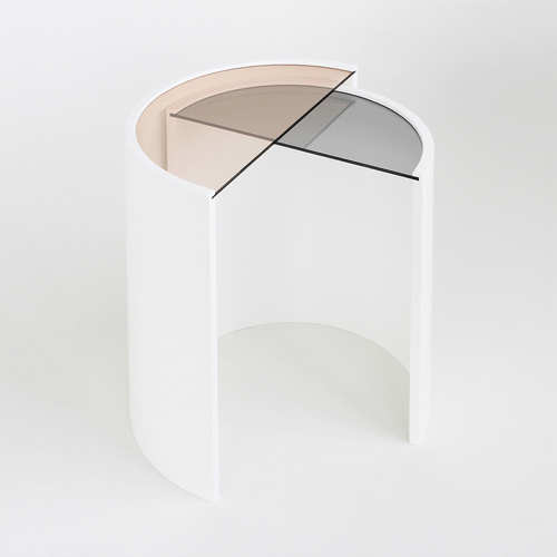 CONTOUR SIDE TABLES   -2015-