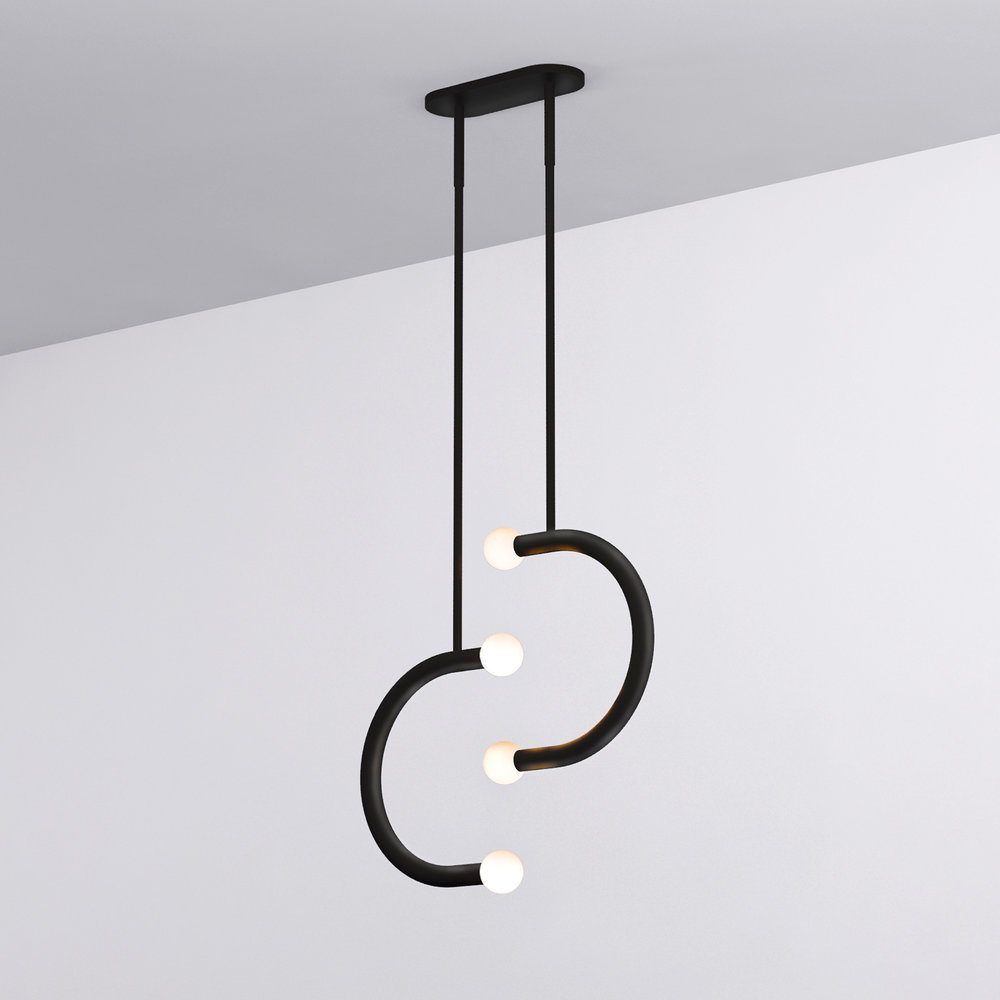 DOUBLE PENDANT C LIGHTS   -2017-