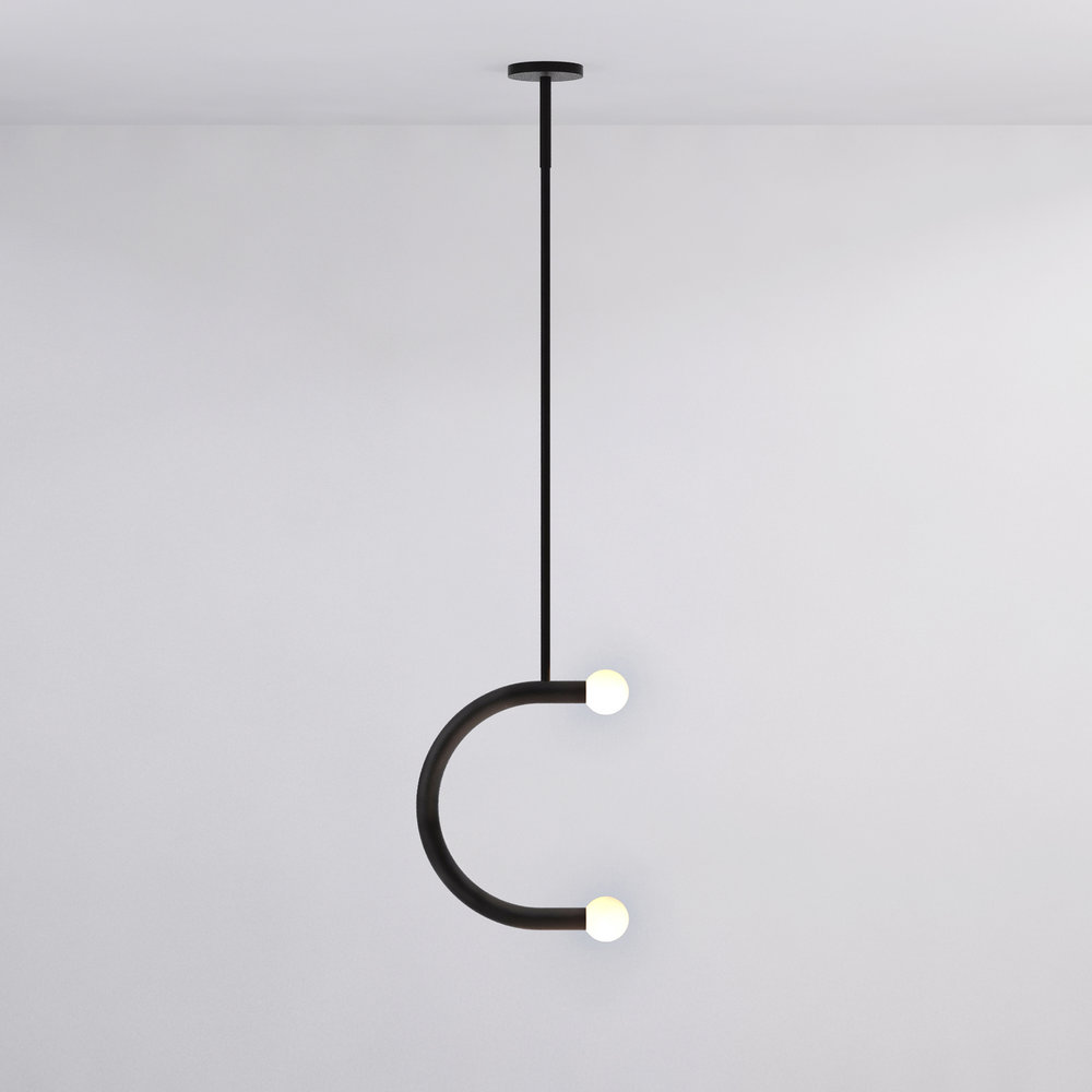 SINGLE PENDANT C LIGHT   -2017-