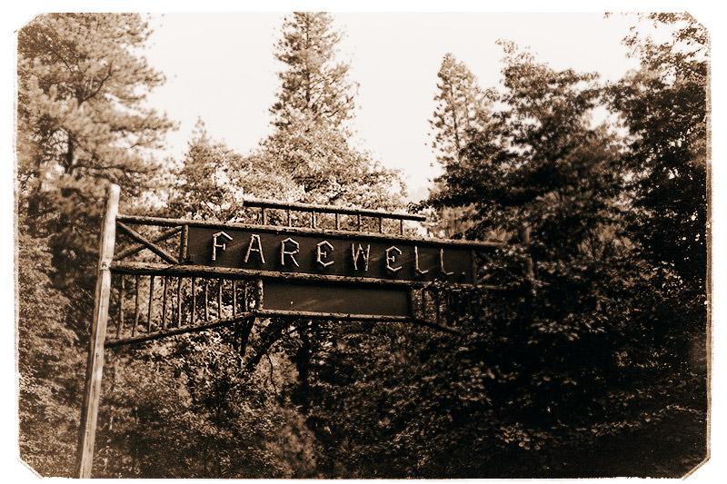 farewell yosemite