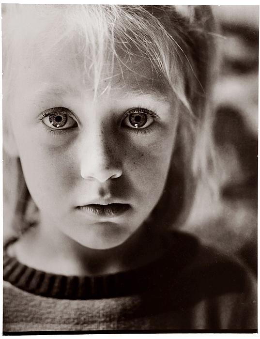 annika self-portrait