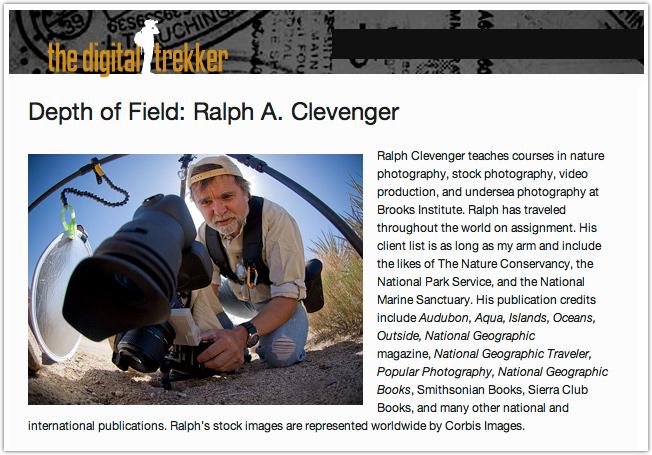 ralph clevenger