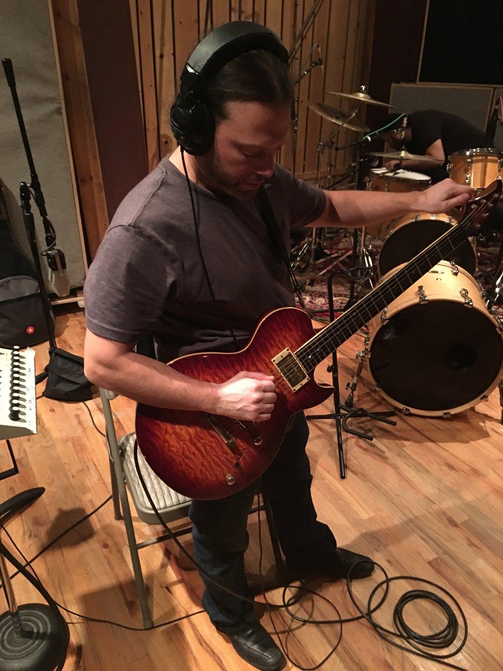 Brian studio 2018