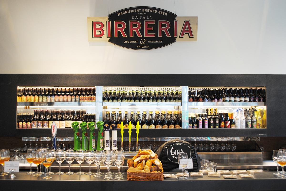 Eataly, Birreria Bring Italian Flavor to Chicago