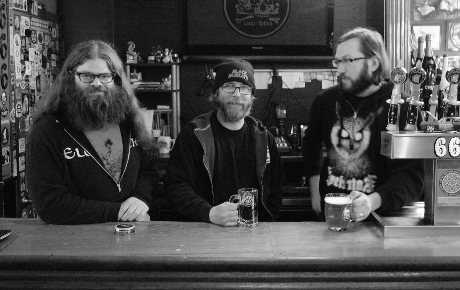 Brewer Chat: Beer & Metal with Local Option