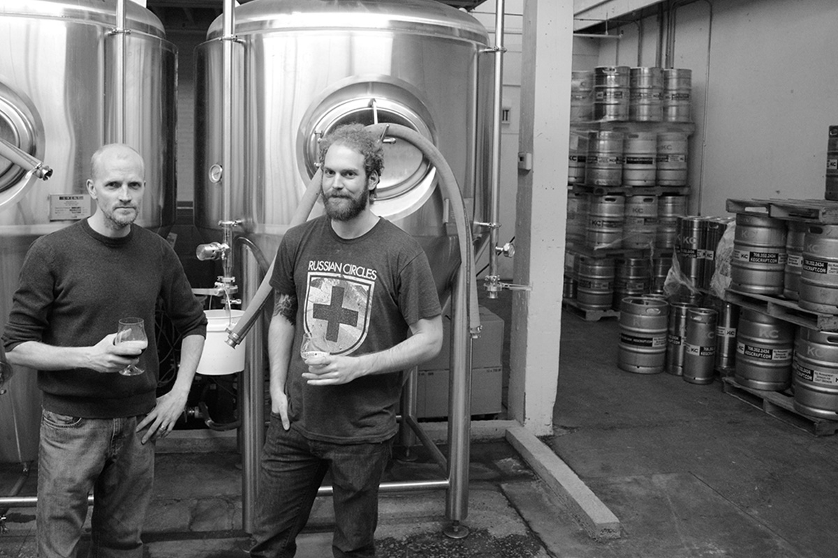 Brewer Chat: French and Belgian Inspired Beers with Une Année