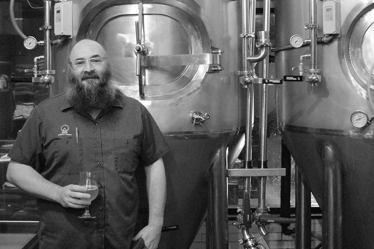 Brewer Chat: Brewpub-ing with Piece's Jonathan Cutler