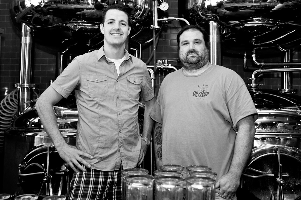 Brewer Chat: DryHop, Chicago's Growler Bar