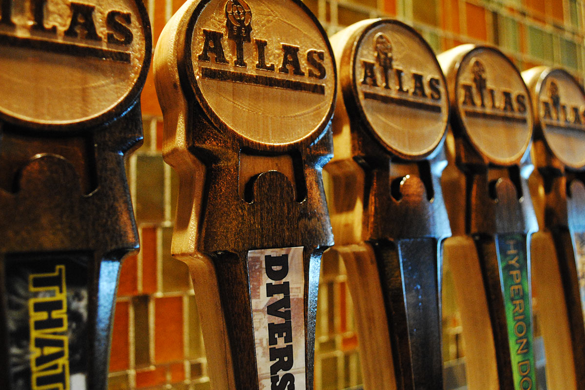 Brewer Chat: John Saller of Atlas Brewing Company