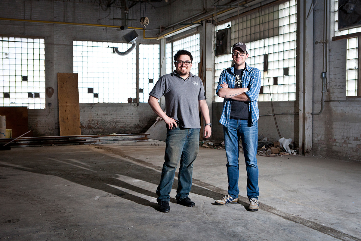 Brewer Chat: Jesse & Sam Evans of Ale Syndicate
