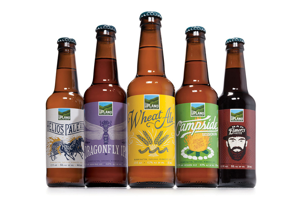 BMD's distinctive illustrative style shows through on the new 'hero' bottle lineup.