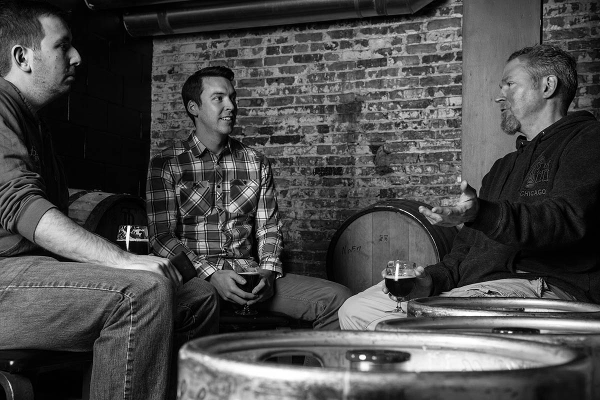 Brewer Chat: The Incomparable Pete Crowley, of Haymarket