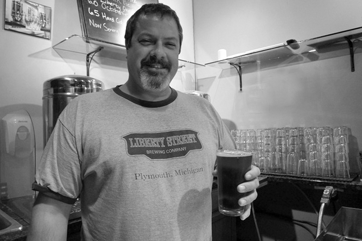 Brewer Q&A: Joe Walters of Michigan's Liberty Street Brewing