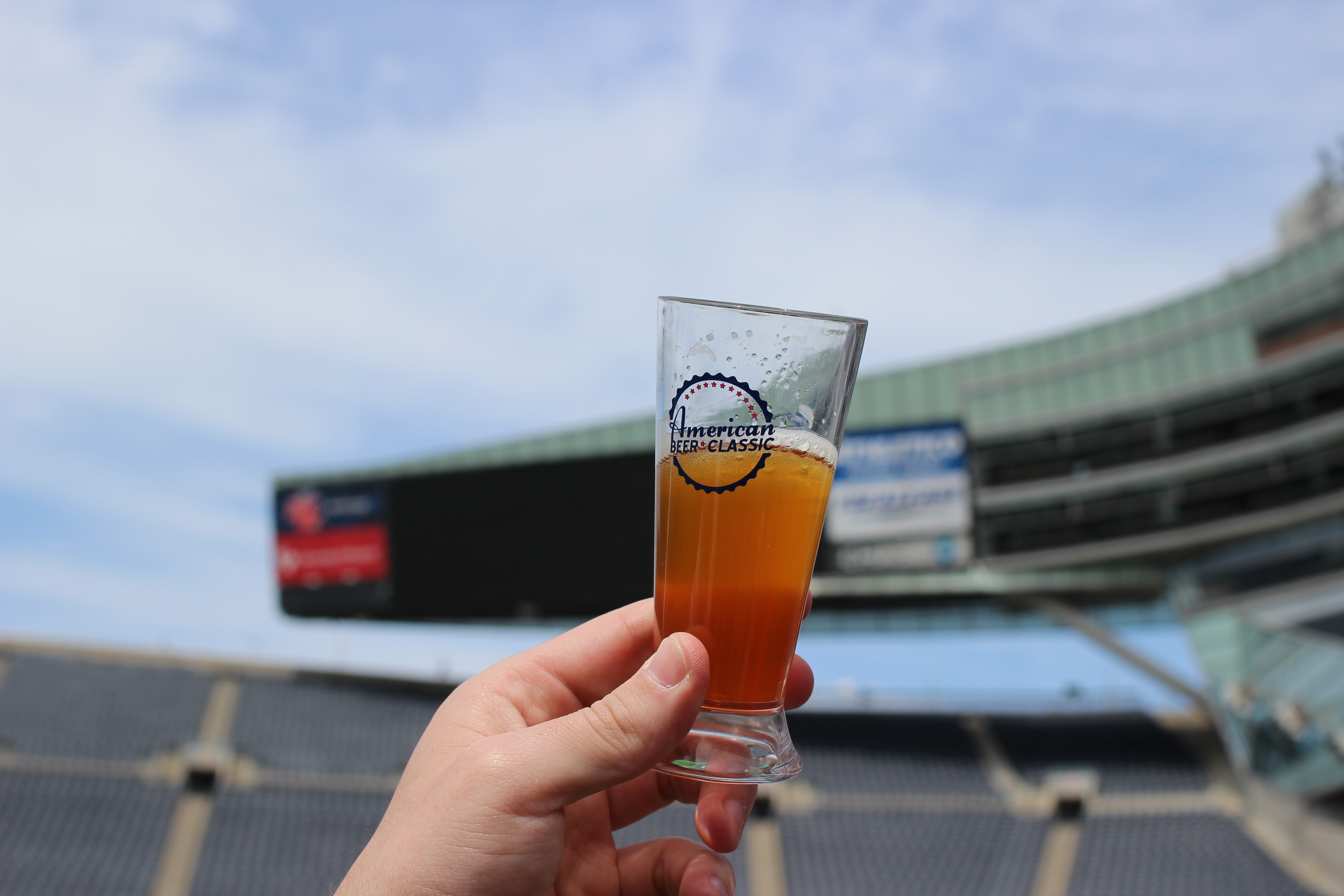 A Look Back at the 2014 American Beer Classic
