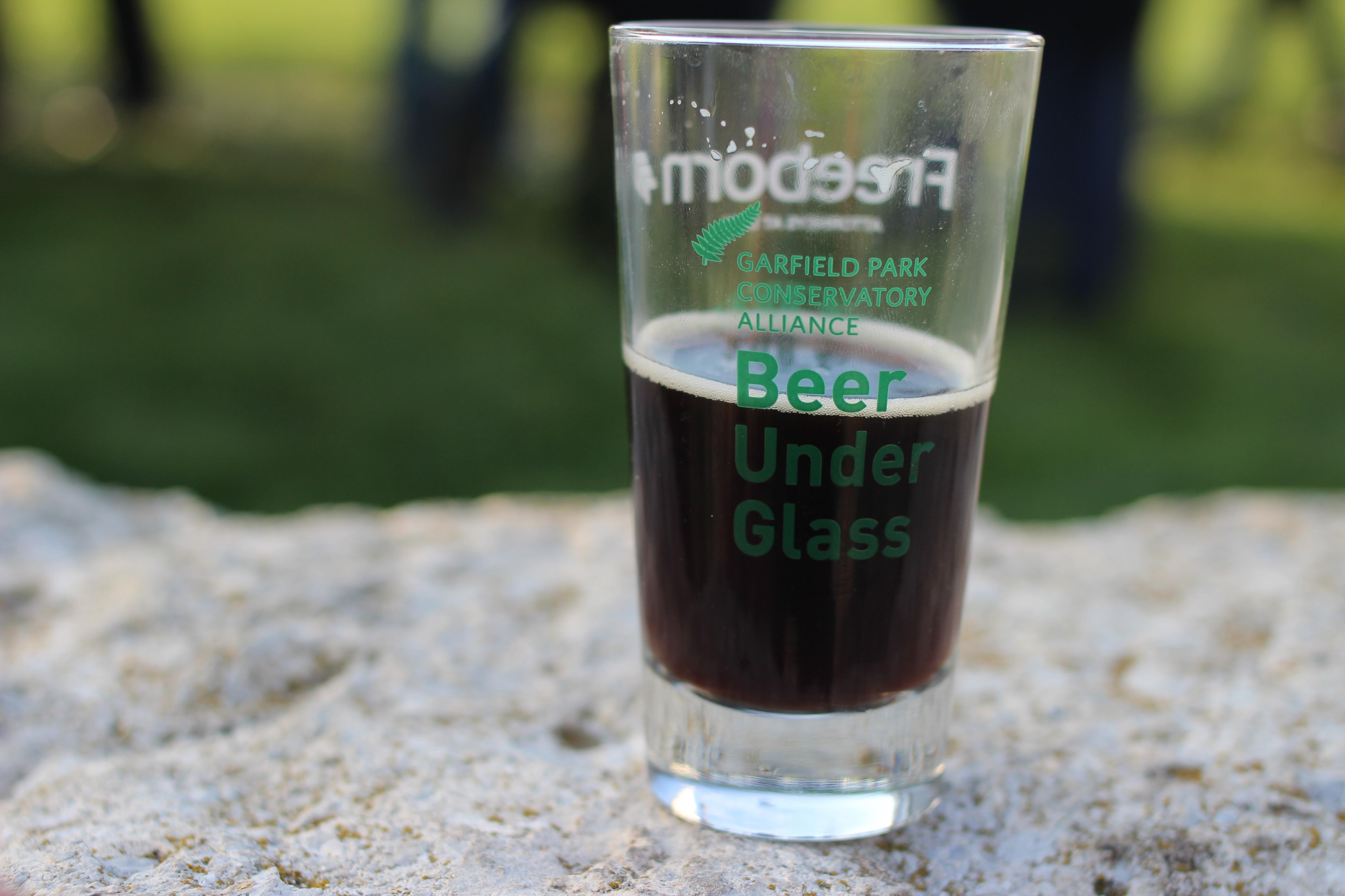 CCBW: A Recap of Beer Under Glass 2014