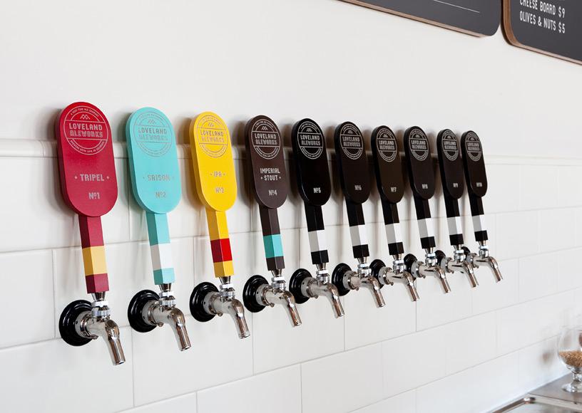 Beer & Branding: Loveland Aleworks