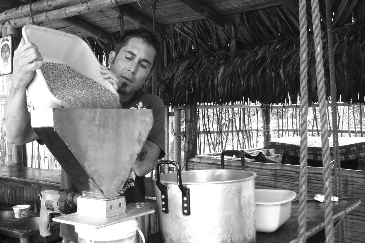 Brewer Q&A: T.J. Bennett of Montañita Brewing