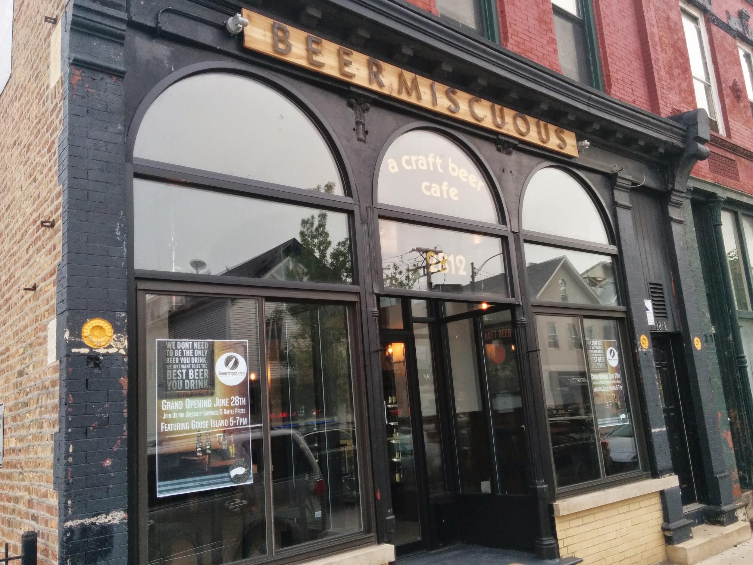 Hoplinks – Café? Bar? Beermiscuous!
