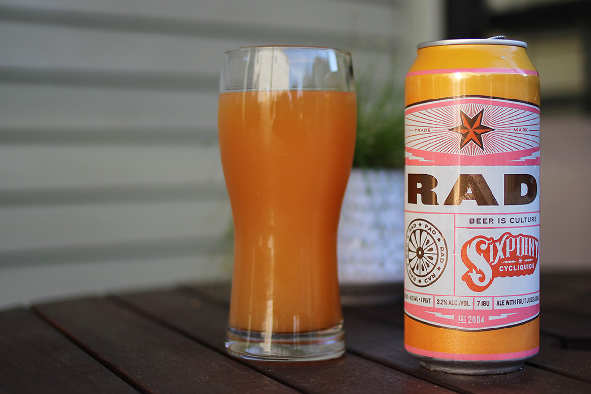 Beer of the Month – July: Sixpoint RAD