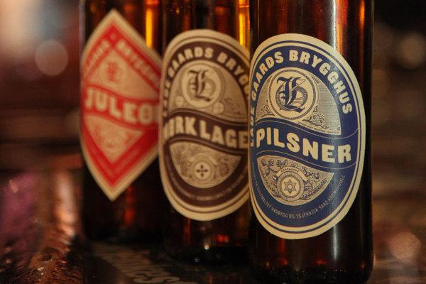 Beer & Branding: Norway's Lade Gaards