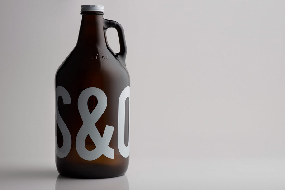 Beer & Branding: Steel & Oak
