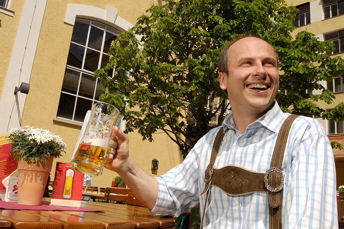 Brewer Q&A: Christian Pöpperl of Stiegl Brauerei