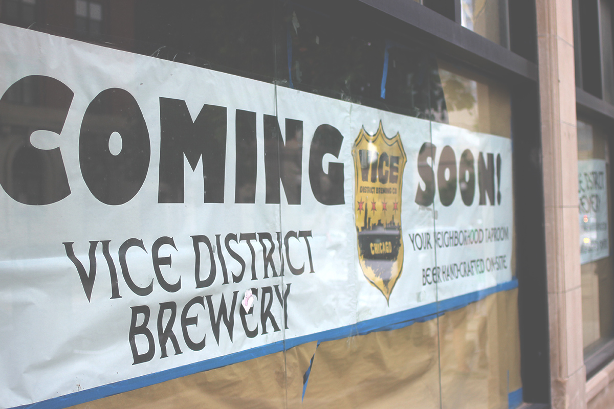 Brewer Chat: Curtis and Quintin of Vice District Brewing Co.