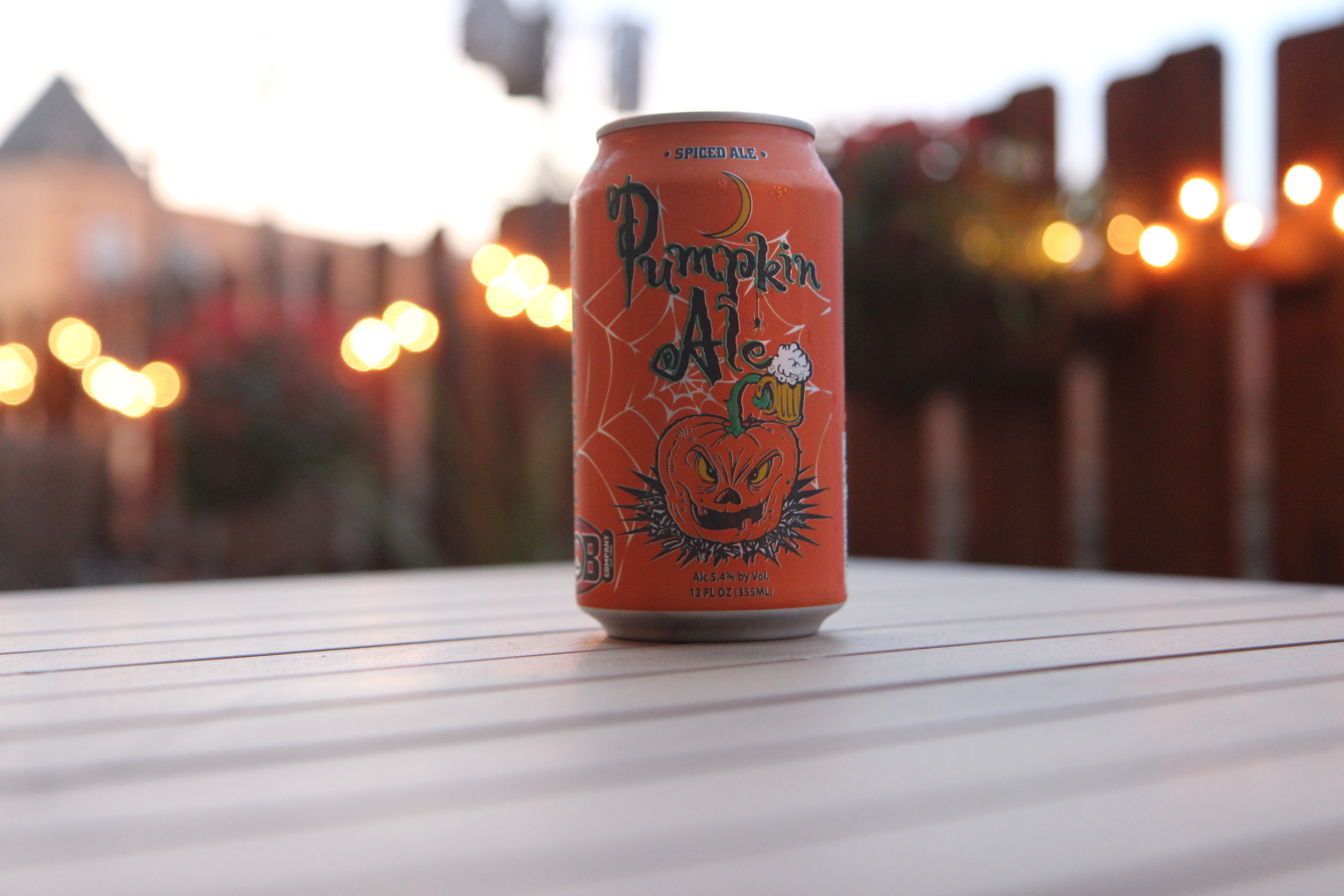 Beer of the Month – October: Wild Onion Pumpkin Ale