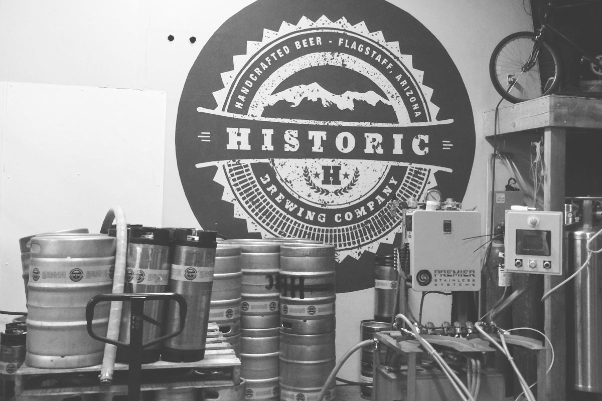 Brewer Chat: Zack Stoll of Historic Brewing Co.