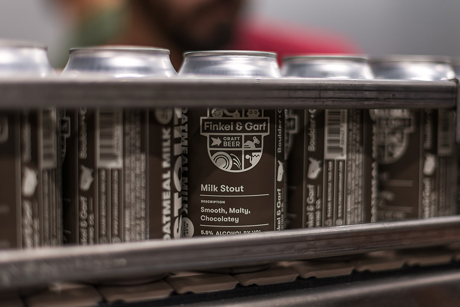 Beer & Branding: Finkel & Garf