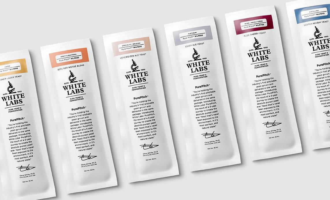 Beer & Branding: White Labs Yeast