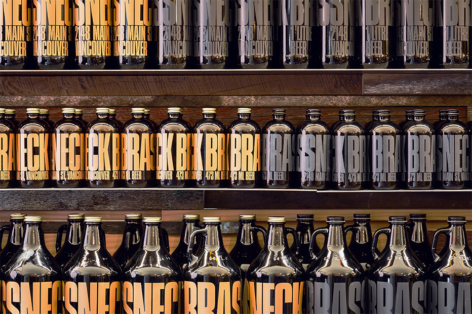 Beer & Branding: Brassneck Brewery