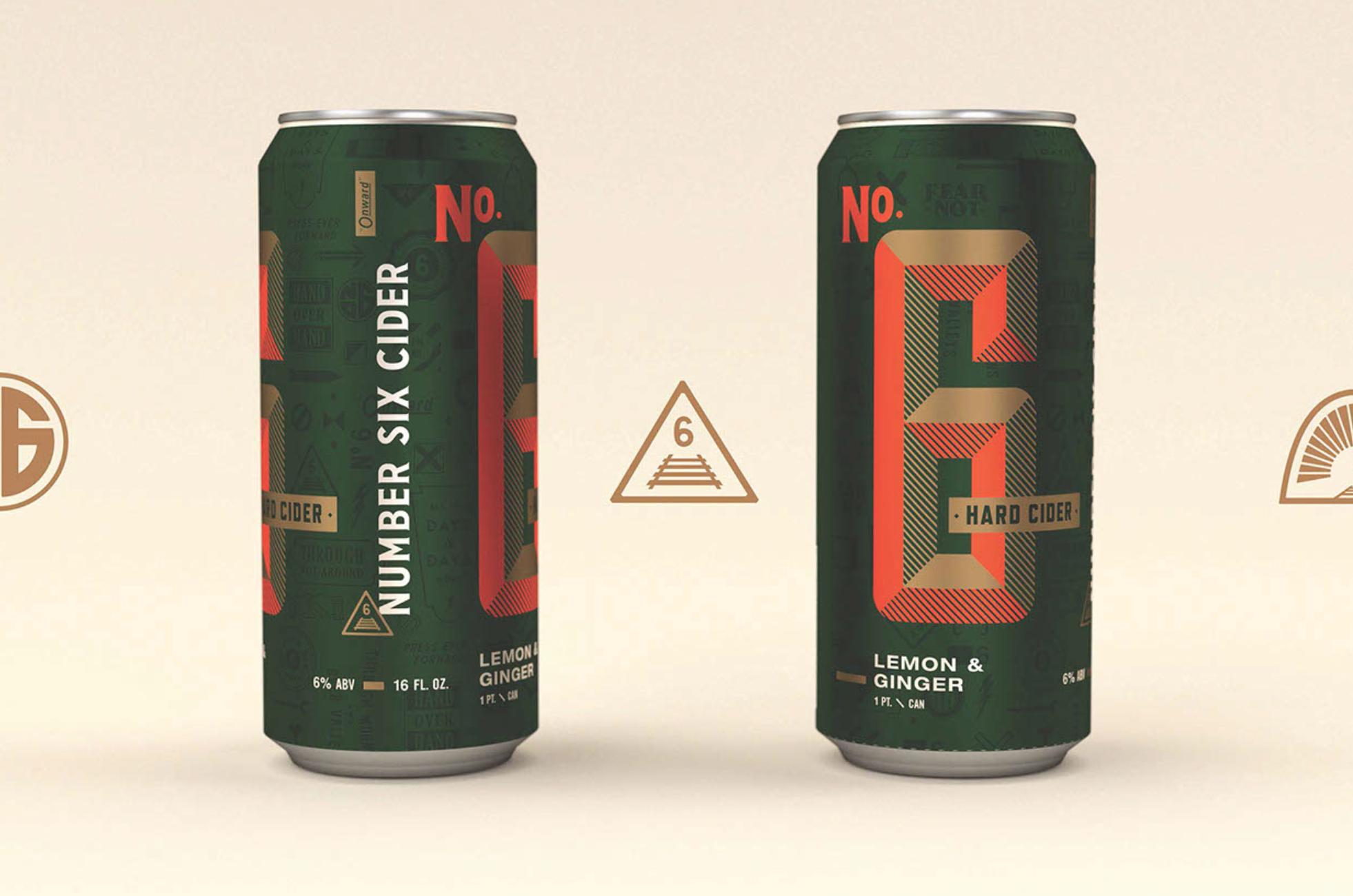 Cider & Branding:No. 6 Cider