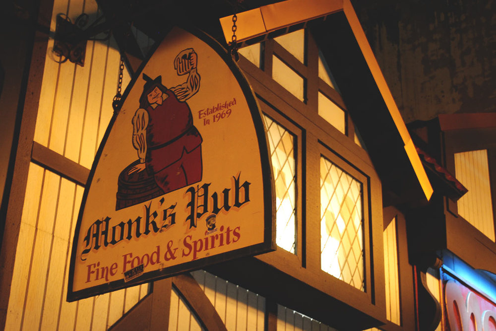 Monk's is a craft anchor in the northwest Loop.