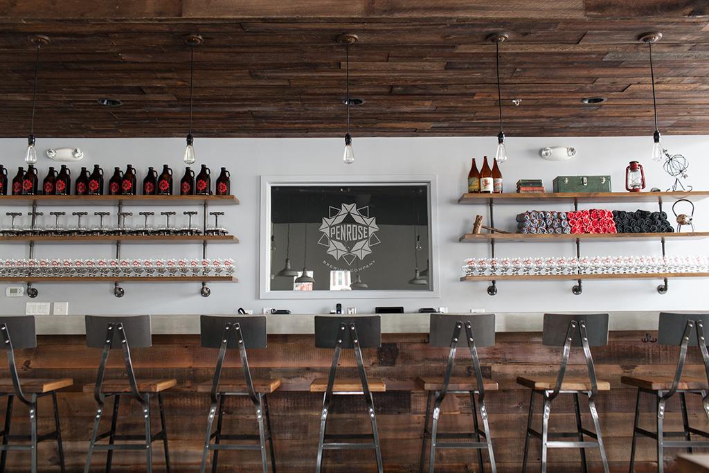 Beer & Branding: Penrose Brewing