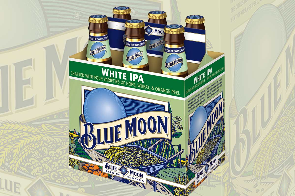 Blue Moon's White IPA Will Get You Ready for Spring
