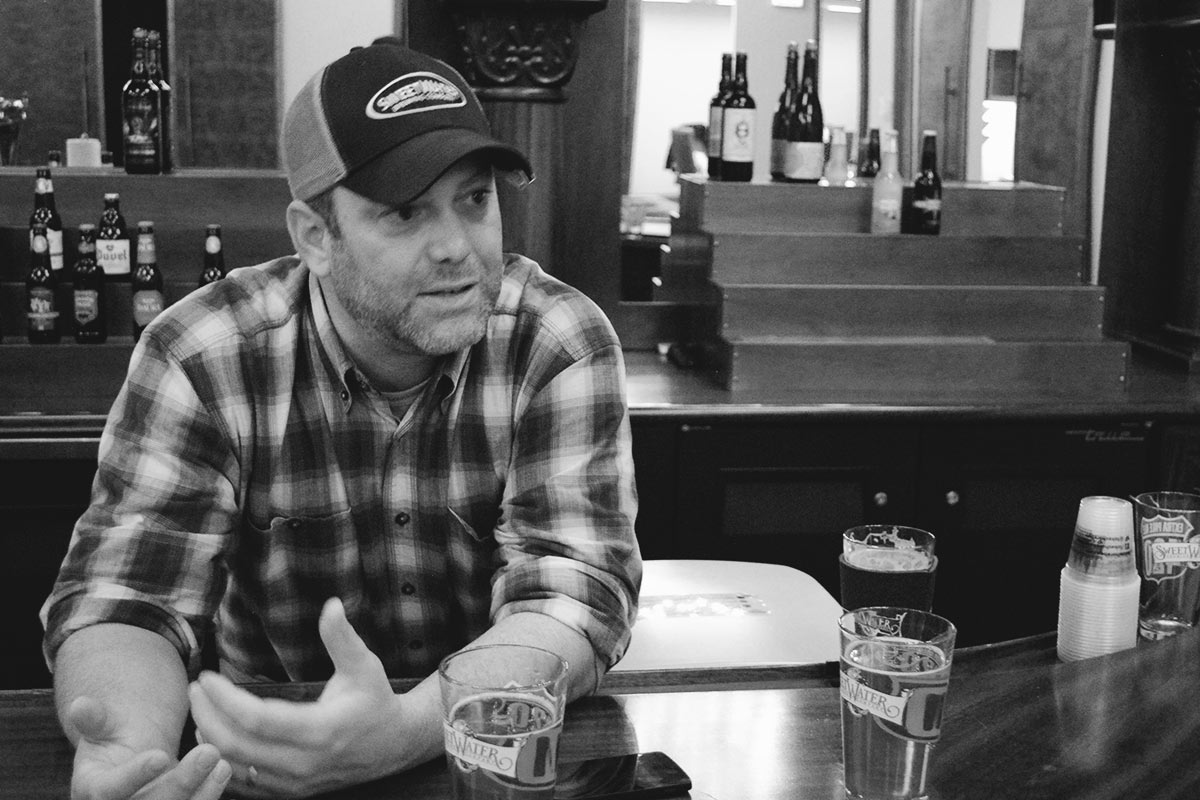 Talking Beer with Steve Farace of SweetWater Brewing