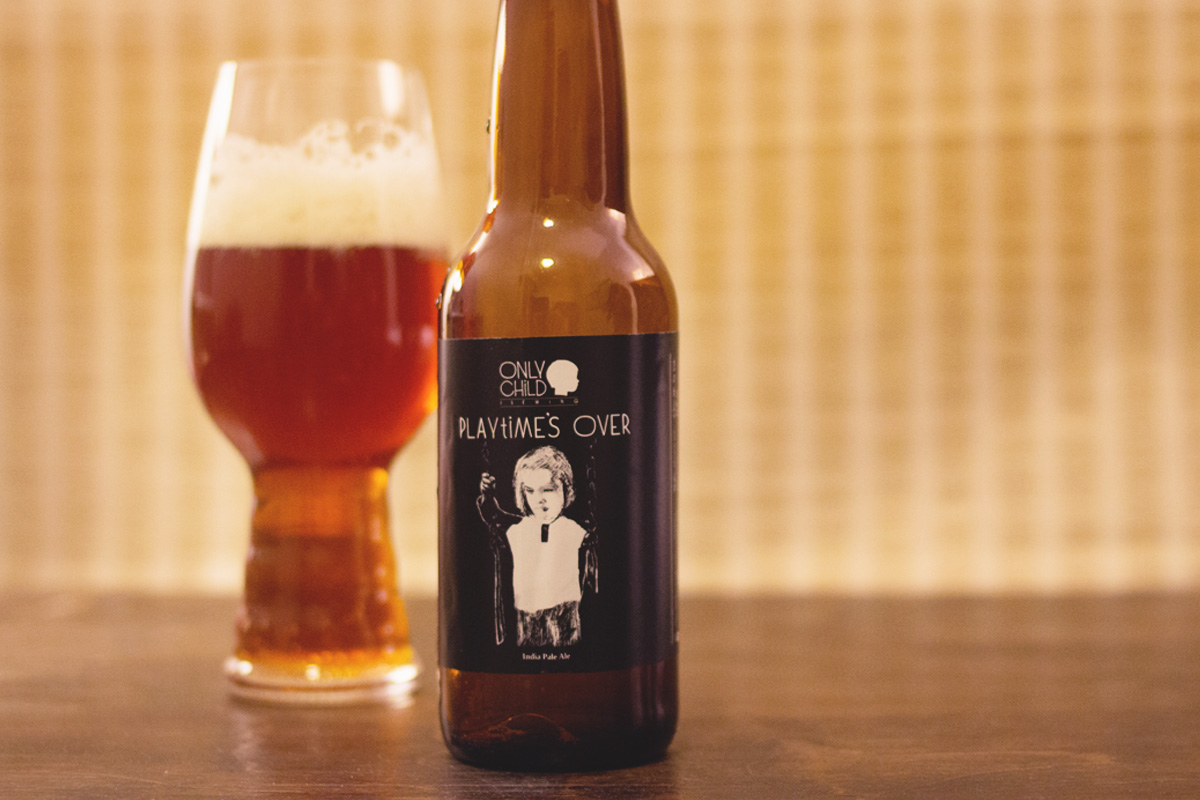 Beer of the Month – April: Only Child Brewing Playtime's Over