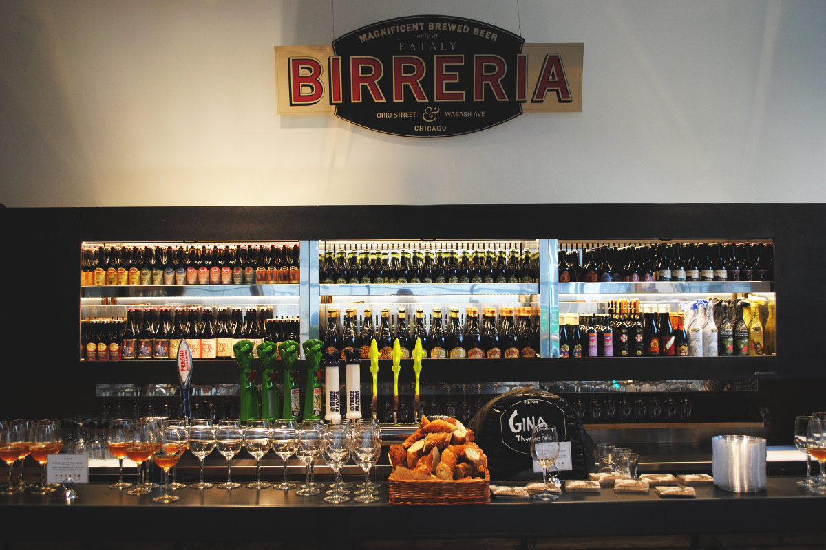 What to Drink for Spring, at Birreria